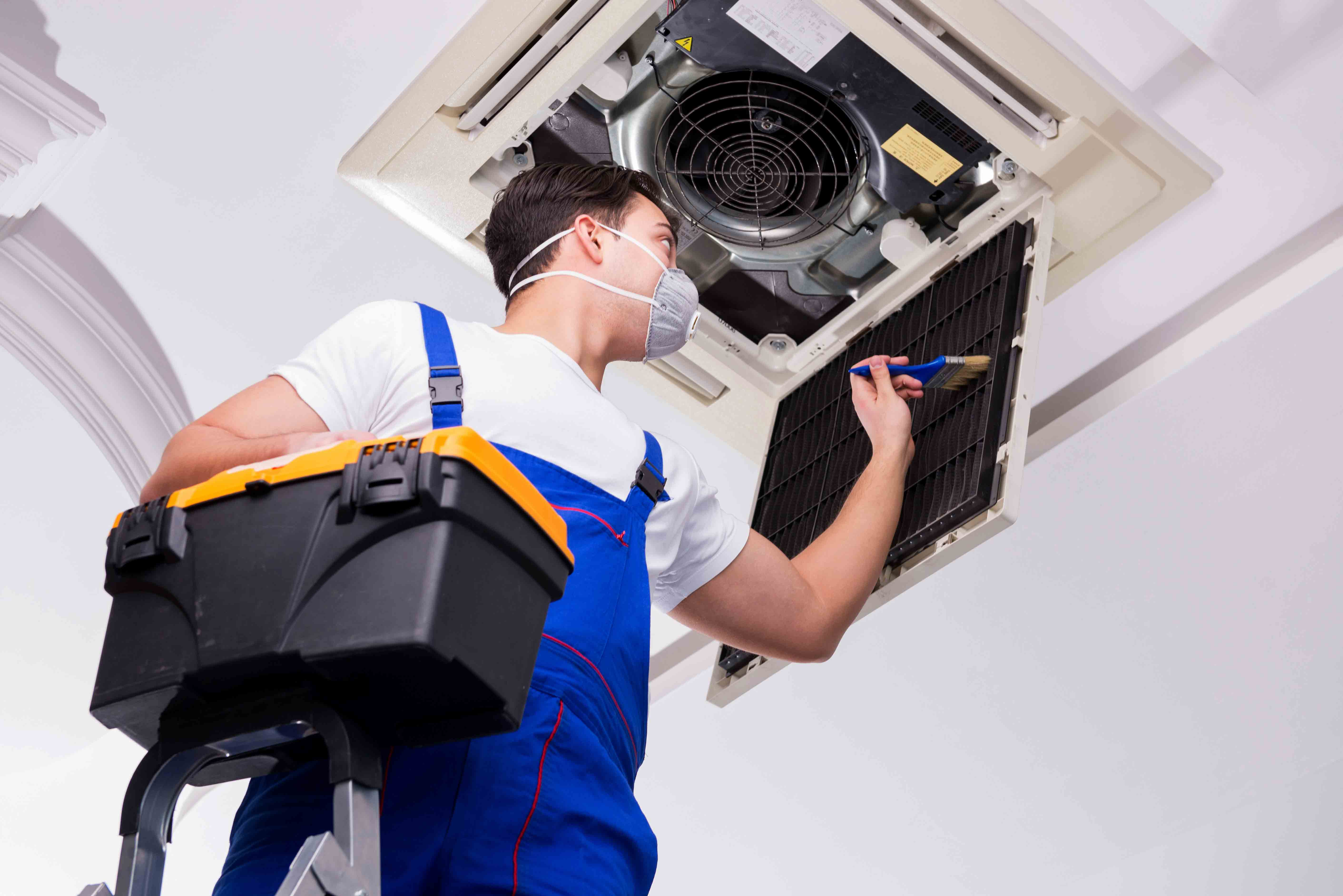 Clean Your Hvac System After A Renovation Ductvac Northwest